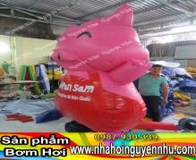 Mô Hình Con Heo Bơm Hơi MH-004
